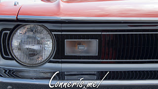 Dodge Dart GT Headlight