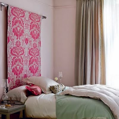 Diseño cabecera cama