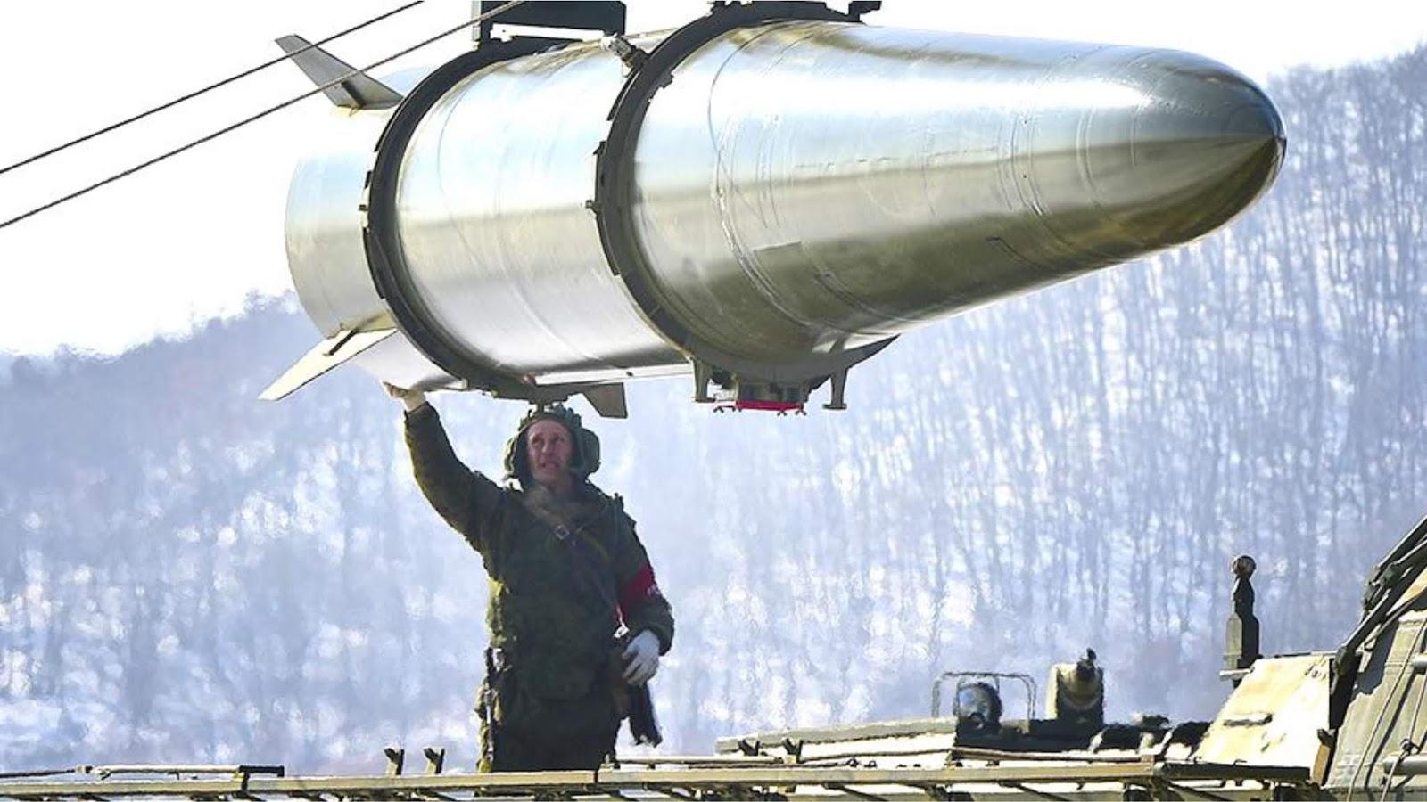 Putin perintahkan membuat rudal hipersonik jarak menengah yang sebelumnya dilarang INF