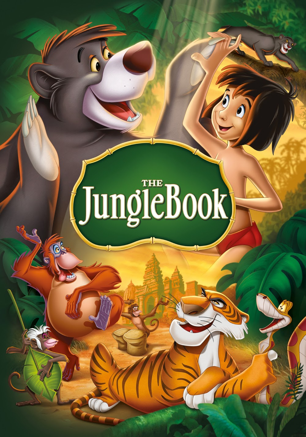 Jungle Book Stream Online