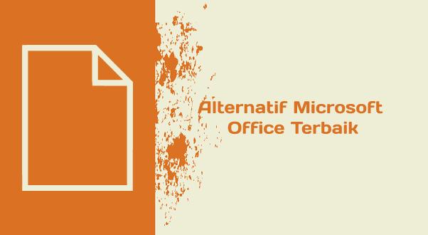 alternatif microsoft office