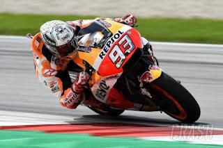 Marquez Tercepat FP2 MotoGP Jepang