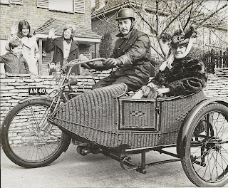 Chater Lea sidecar combination