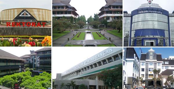 Tips agar betah kuliah di Bandung