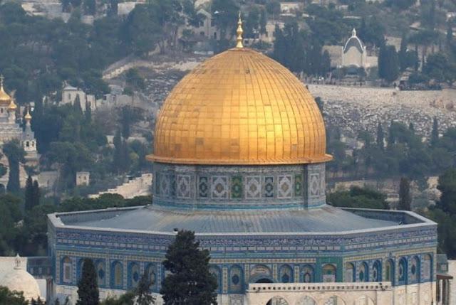 Iran Rancang Undang-Undang Akui Yerusalem Ibu Kota Palestina