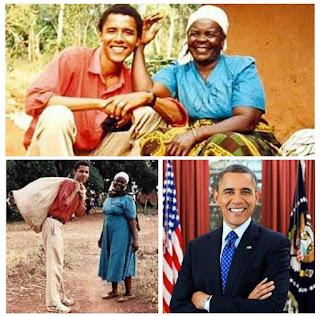 Obama - Da Pobreza ao Sucesso