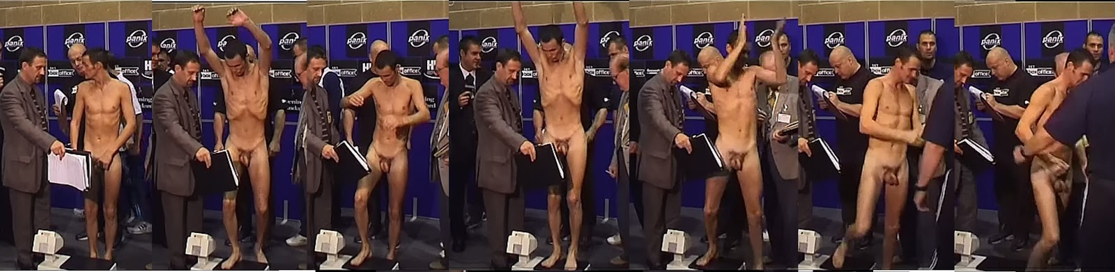 Naked Weigh In Video 117