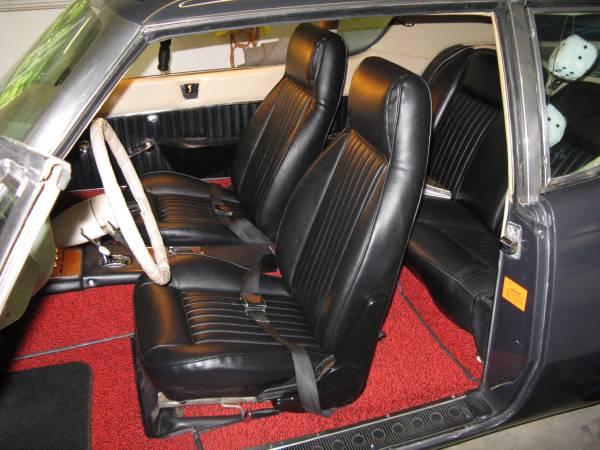 Excellent 1963 Studebaker Avanti Auto Restorationice