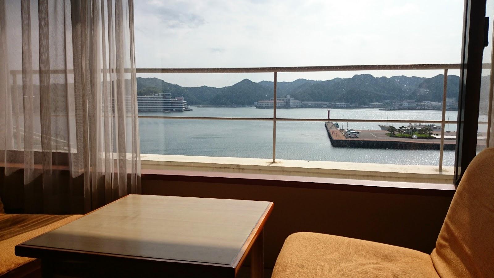 禎禎家的生活: 大阪-那智勝浦浦島溫泉飯店 (2014/7/29)