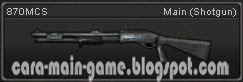 870MCS Point Blank PB Weapon