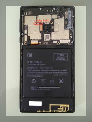 Xiaomi Mi MIX Kamu yang Seharga GTX 1070 Itu Harbrick, Bootloop, Mati Total sehingga Tidak Bisa Masuk Mode EDL Download Coba Tutorial Test Point Berikut Ini!