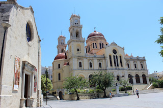 Clothes & Dreams: 48 hours in Crete, Heraklion.