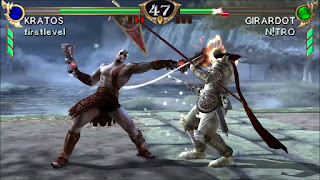 Soul Calibur Broken Destiny PSP ISO