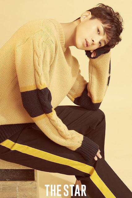 金志洙(Jisoo)拍攝《THE STAR》寫真照