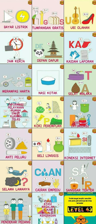 Kunci Jawaban Tebak Gambar Level 11 Terbaru Beserta Gambarnya Belajar Cerdas