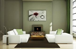 desain interior rumah minimalis modern - kolom desain