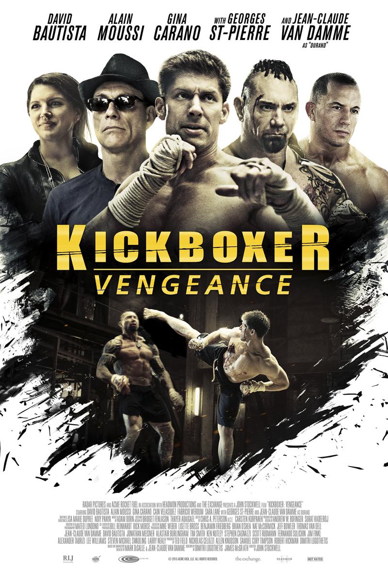 Baixar Kickboxer – A Vingança do Dragão Dublado
