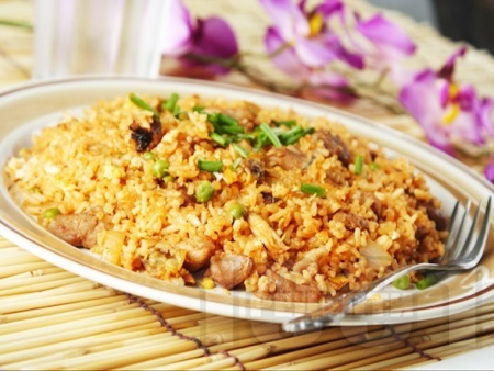 Quick Easy Fried Rice