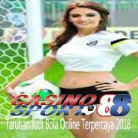 Taruhan Judi Bola Online Terpercaya 2018