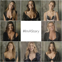 #IAmAStory - Intimissimi - con  Barbara, Fiona, Katarzyna, Liliya, Maria, Marsica, Miriam e Sonya