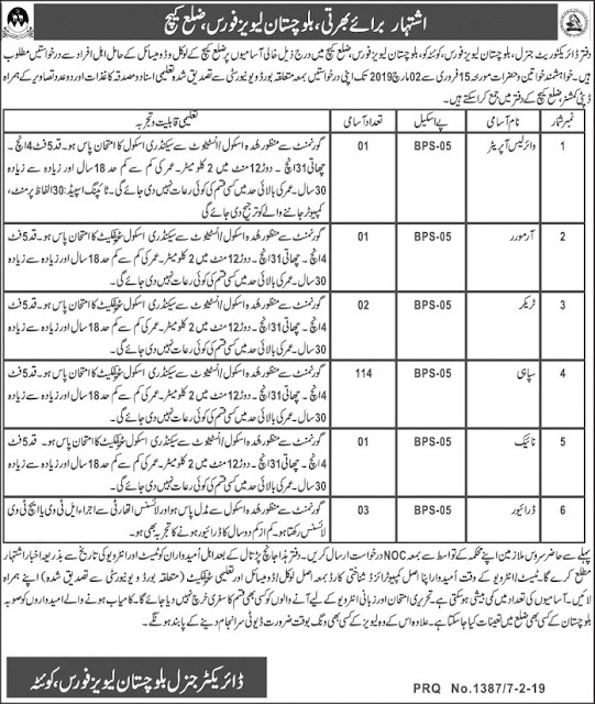 Levies Force Jobs 2019-Shakirjobs