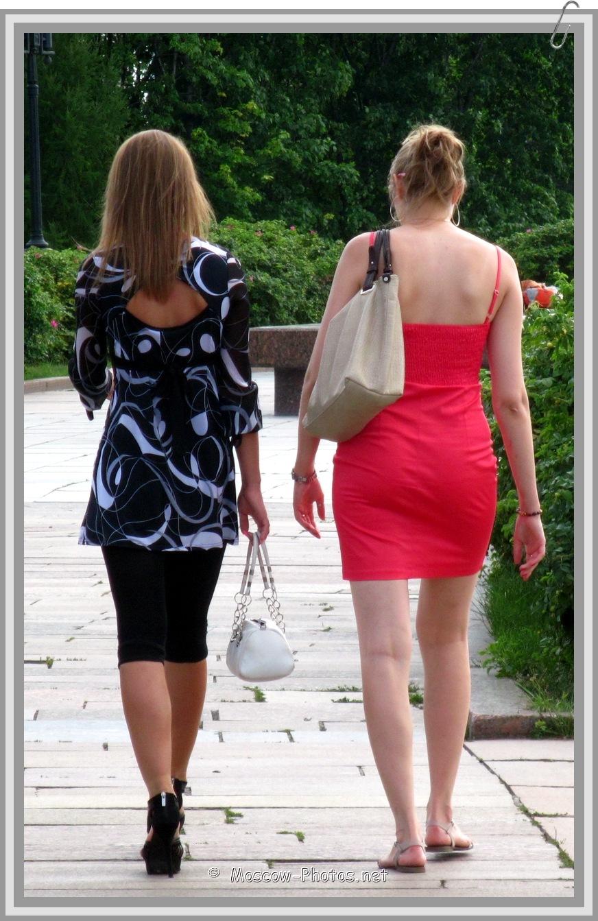 Walking at the Summer