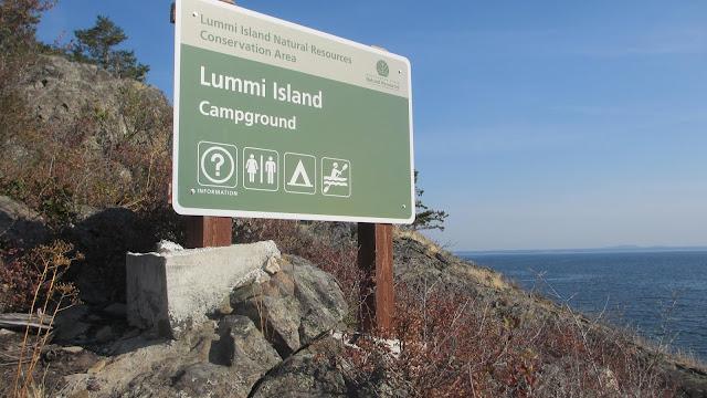 Lummi Island Campground