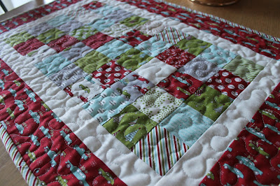 Sweetwater Holly's Tree Farm Table Runner