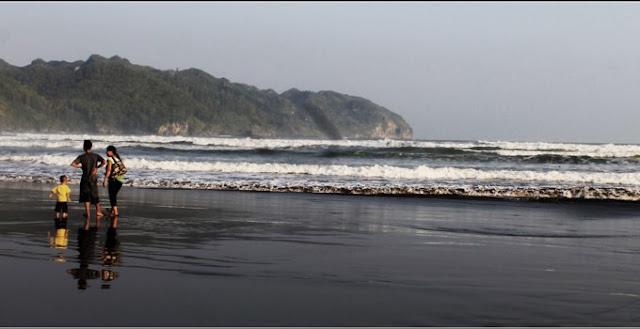 Jetis Beach Nusawungu