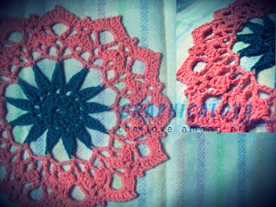 Crochet Small Doily