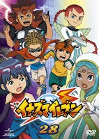 Inazuma Eleven Season 5 (79-127) Full Subtitle Indonesia