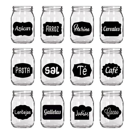 Vinilos baratos etiquetas de vinilo para frascos o botes for Vinilos personalizados baratos