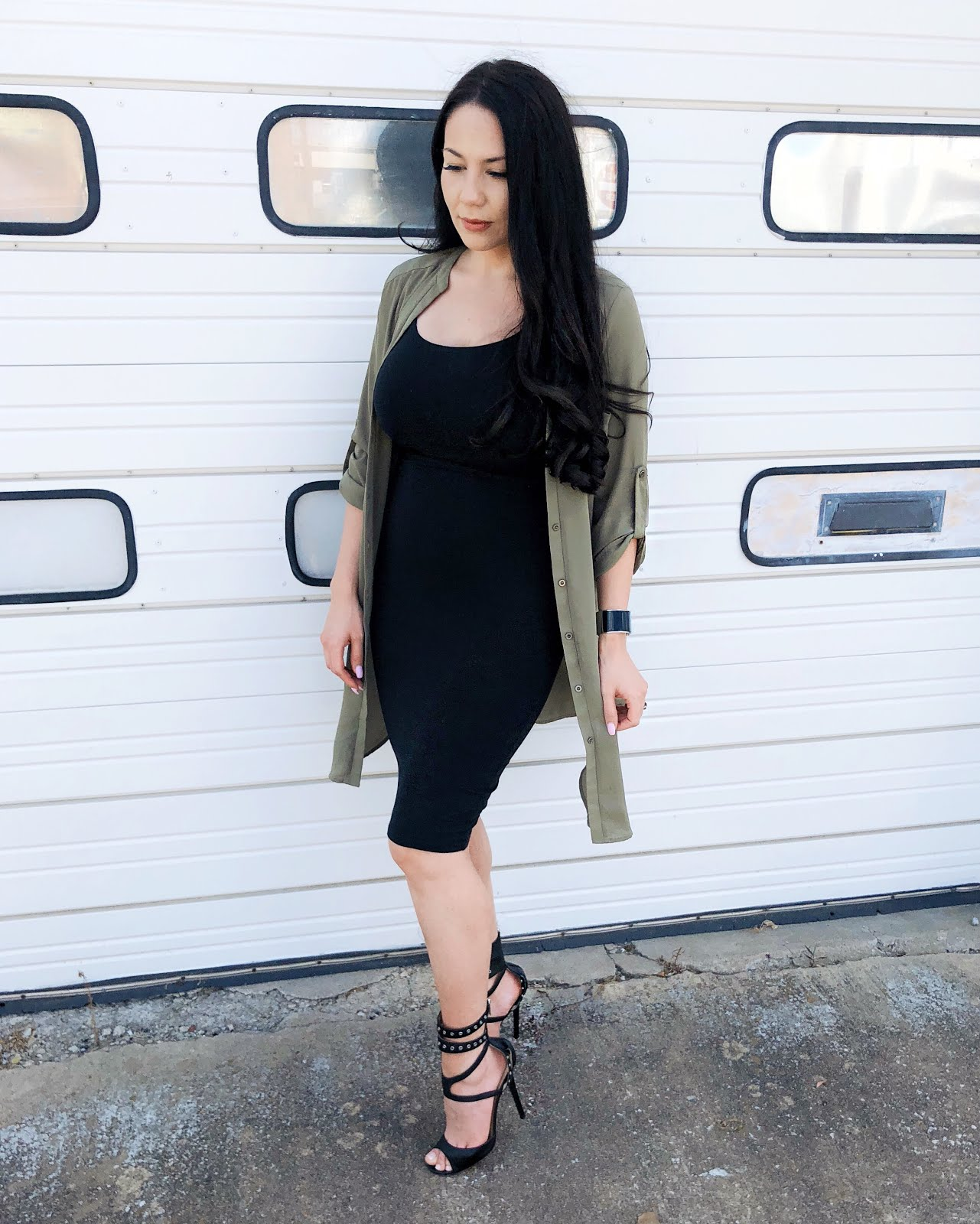 8ca2ff6b4770 Fall Transitional Wardrobe - What to Wear WWW.HAUTEHAAS.COM chloe