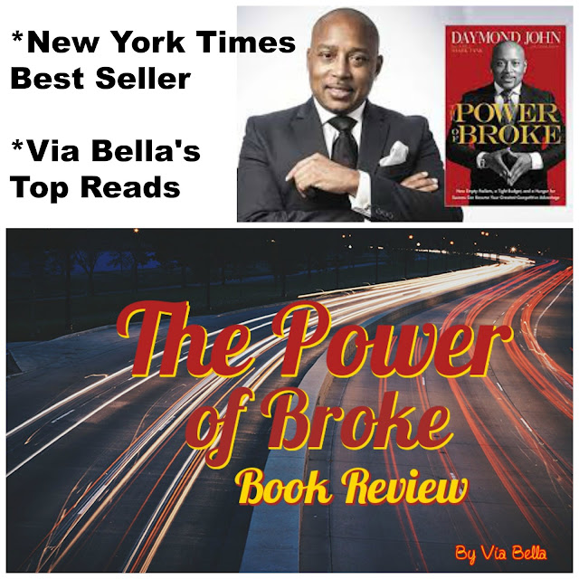 The Power of Broke, Daymond John, Book Review