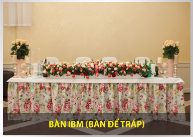 BÀN IBM