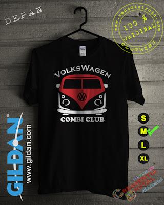 Kaos VW VolksWagen Combi Club