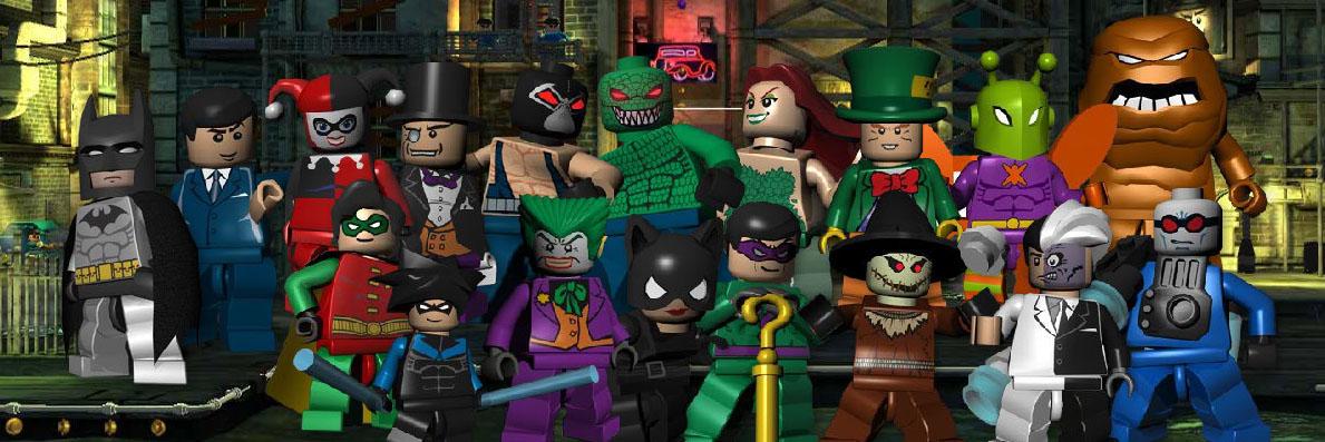 Luz nas Trevas: Lego Batman- The Videogame