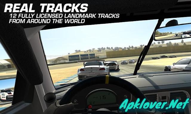 Real Racing 3 APK MOD