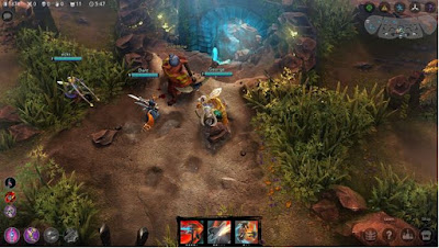 Screenshot Vainglory For Android