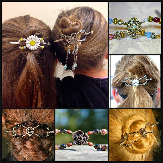 Lilla Rose:Flexi Hair Clip Review/Giveaway