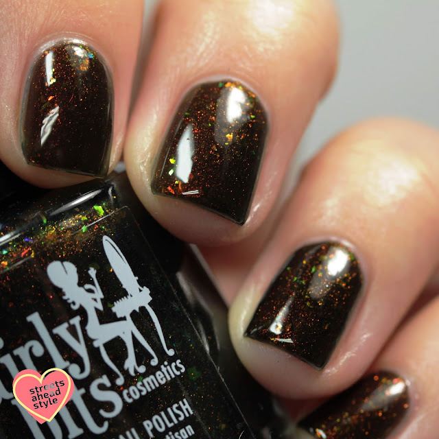 Girly Bits Going Commando swatch by Streets Ahead Style