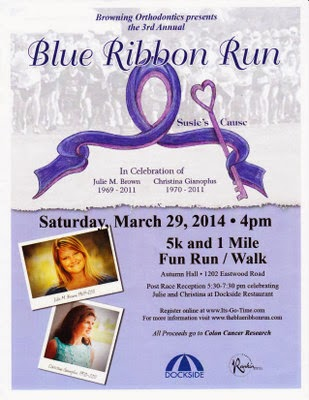 The National Voice Of Colon Cancer March 2014