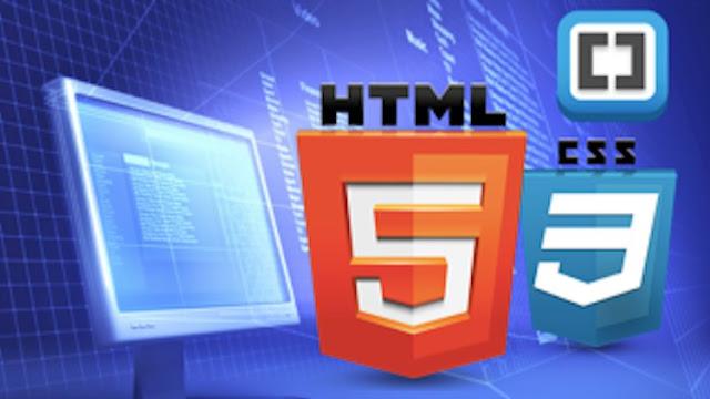 In-depth HTML & CSS Course + Build Responsive Websites