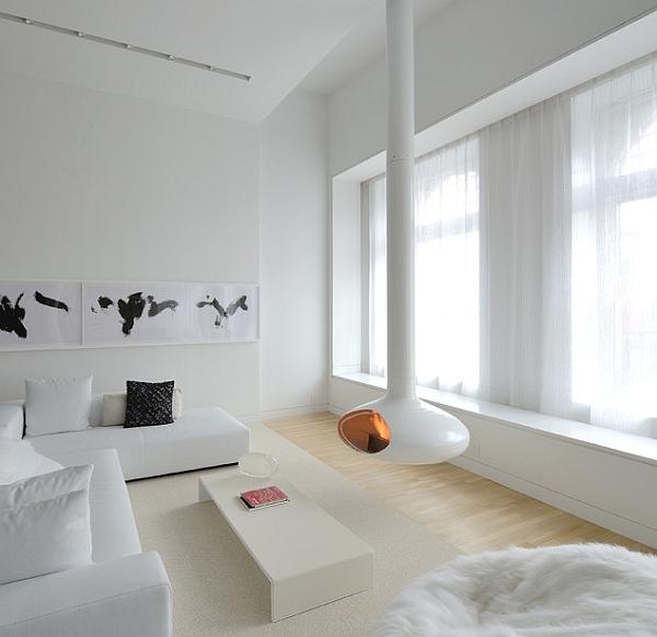 desain ruang keluarga minimalis sederhana