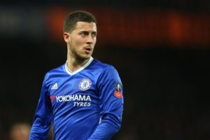 Hazard Confirms He Has Spoken With PSG About Transfer.