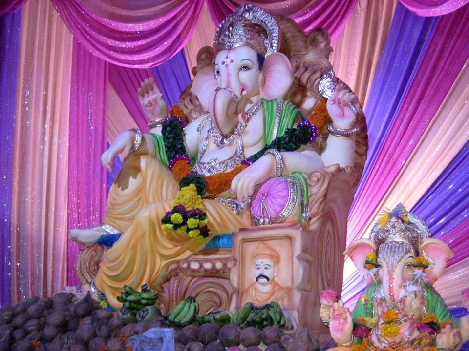 Ganpati Bappa 3d Wallpaper Ganesha Hd New Wallpapers Free Download Image Wallpapers