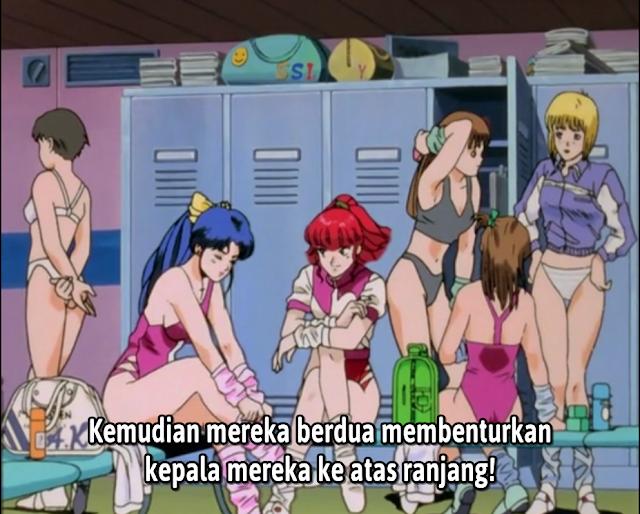 Download Gunbuster Episode 03 Subtitle Indonesia Sub Indo