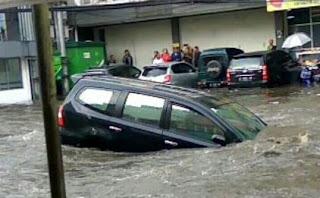 Kota Bandung Siaga Bencana Banjir Hingga Februari 2017