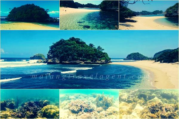Pantai Kedung Celeng Malang | Malang Travel Agent