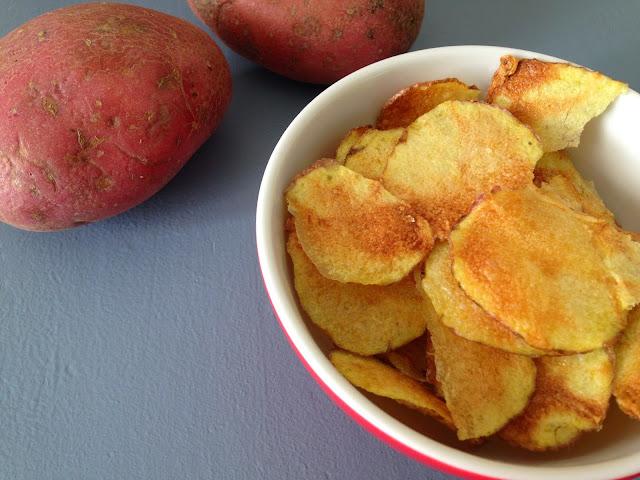 patatine fai da te